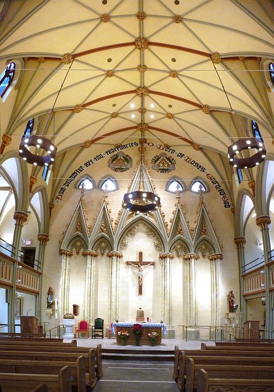 St Brigid's Altar