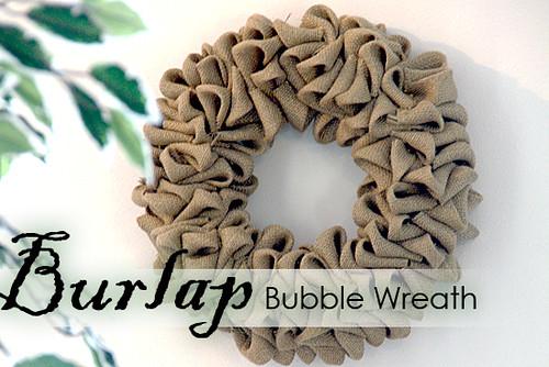 Burlap-Bubble-Wreath