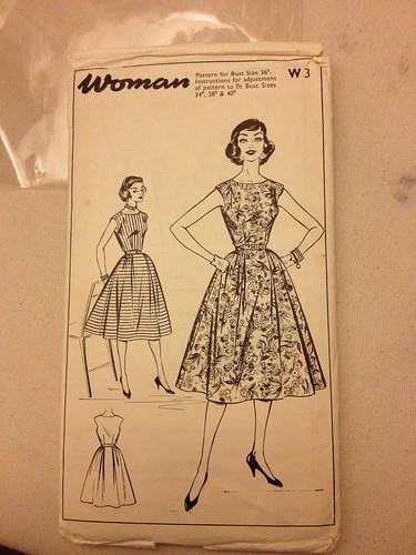 Woman W3 pattern