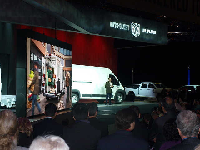 The Ram ProMaster Reveal
