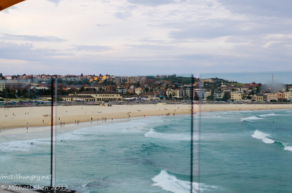 Icebergs - view of Bondi Beach