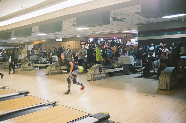 TOMS & Active Employee Bowling Night @ Linbrook Bowl