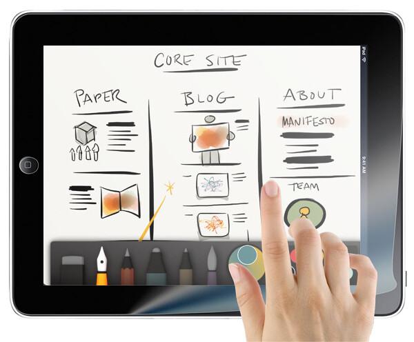 Paper - iPad iOS App