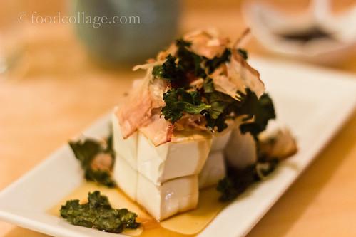 Tofu at Fukuda