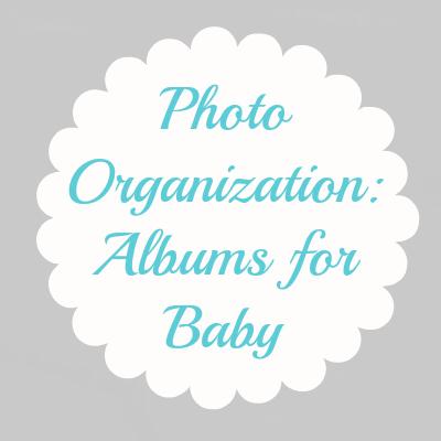 Photo Organization Baby
