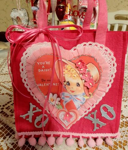valentine receptical