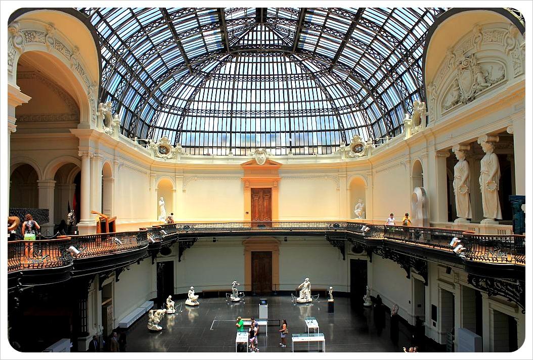 santiago palacio de las bellas artes