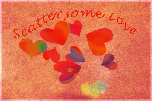 Scatter Some Love by sundero