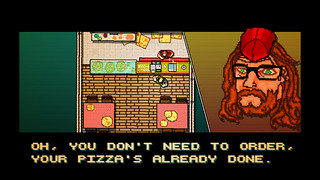 Hotline Miami on PS3 an