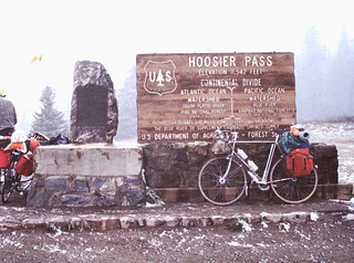 Hoosier Pass  May 1976