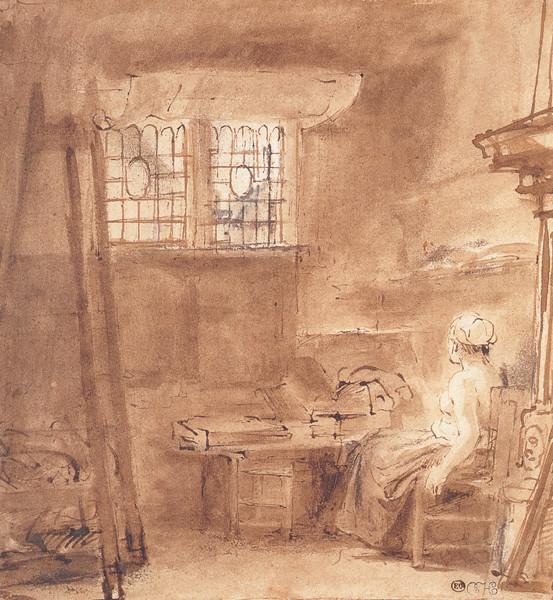 Rembrabdt studio