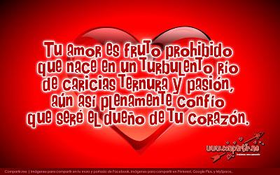 15 Imágenes De Corazones De Amor Con Frases Bonitas Flickr