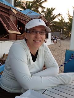 Image of  La Playa @ Ocean Park Ocean Park Beach  near  San Juan. moblog iphonepics