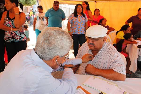 Jornada Social en Lagunillas