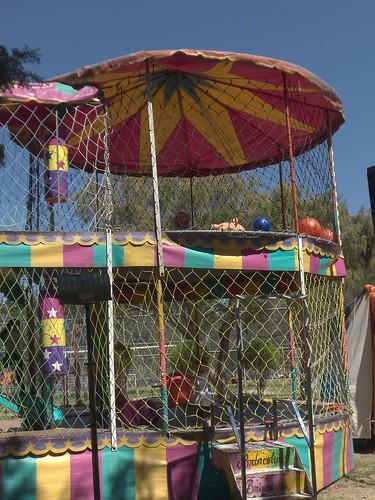 Chapala Carnaval - bounce house