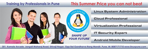 Linux Training in Pune by LinuxPune