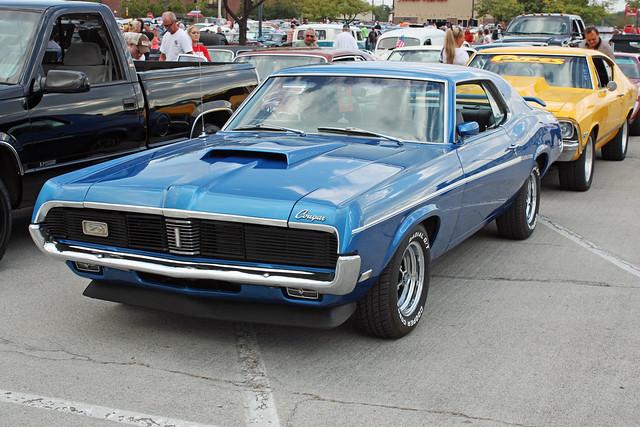 1969 Mercury Cougar Eliminator Hardtop (2 of 7 ...