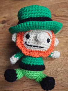 the littlest leprechaun