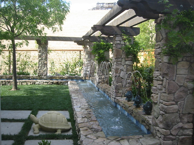 custom-fountain-stone-water-feature - Flickr - Photo Sharing!
