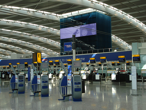 Heathrow: El Aeropuerto mas Importante de Londres