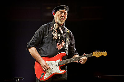 Richard Thompson and his Electric Trio