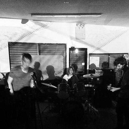 Psychic Blood at the Nü @silentbarn #music #silentbarn #psychicblood #noiserock