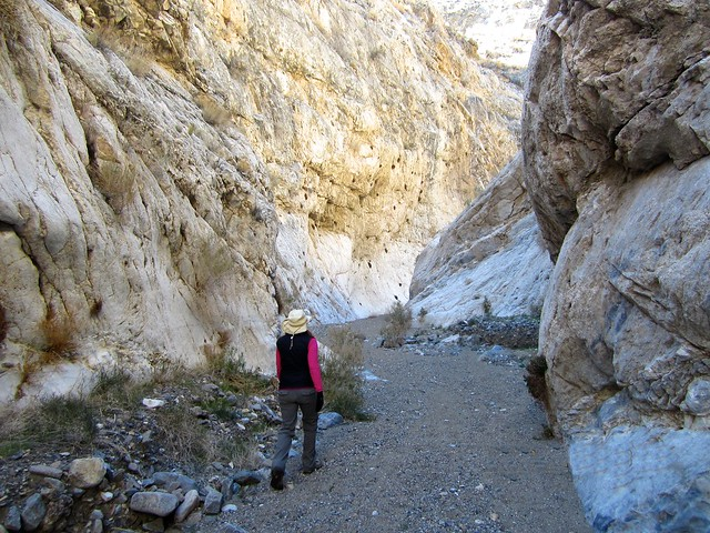 Side trip to Upper Marble Canyon