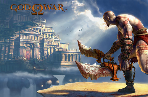 God of War HD