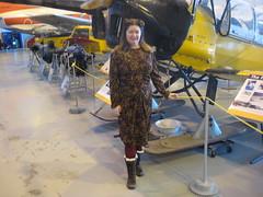 1940s Bomb Girls Dress
