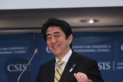 Statesmen's Forum: HE Shinzo Abe, Prime Minister of Japan