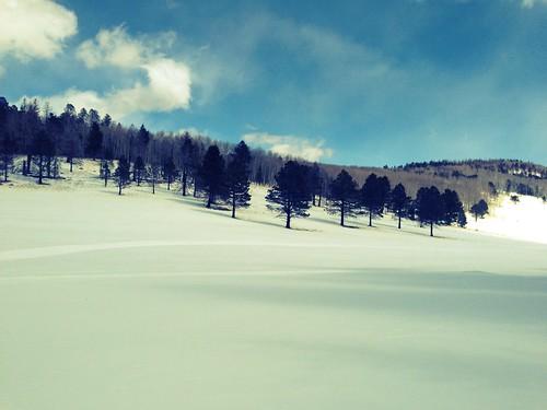 Lunch ski