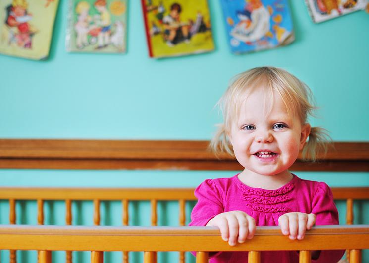 Crib Smiles