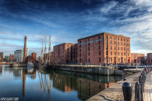 Albert Dock, Liverpool HDR by Danger 80