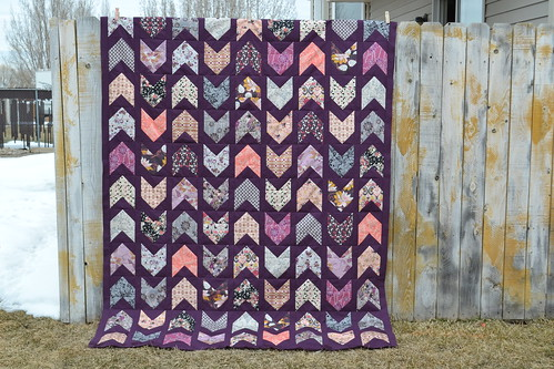 Pow Wow Quilt Top
