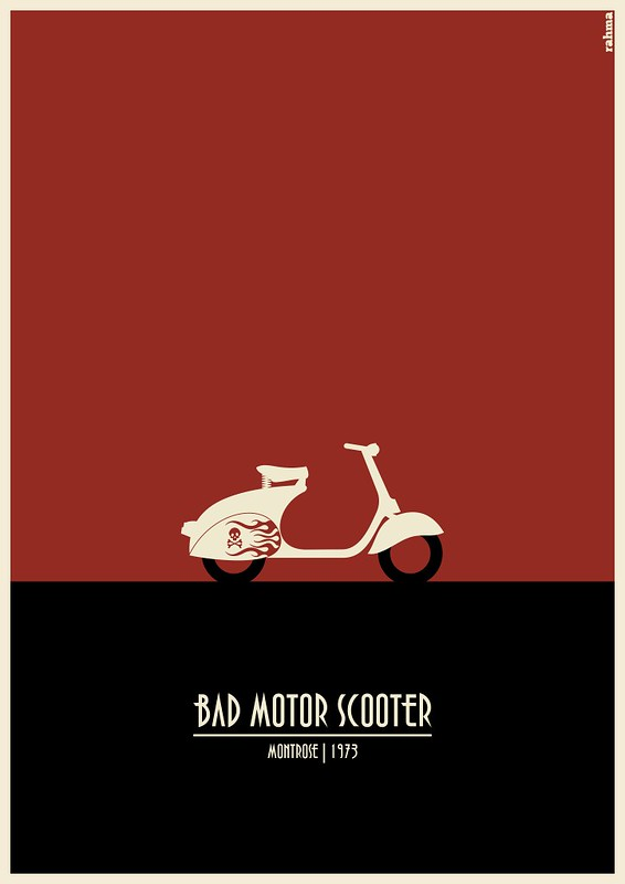 Bad Motor Scooter