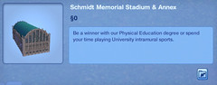 Schmidt Memorial Stadium Annex