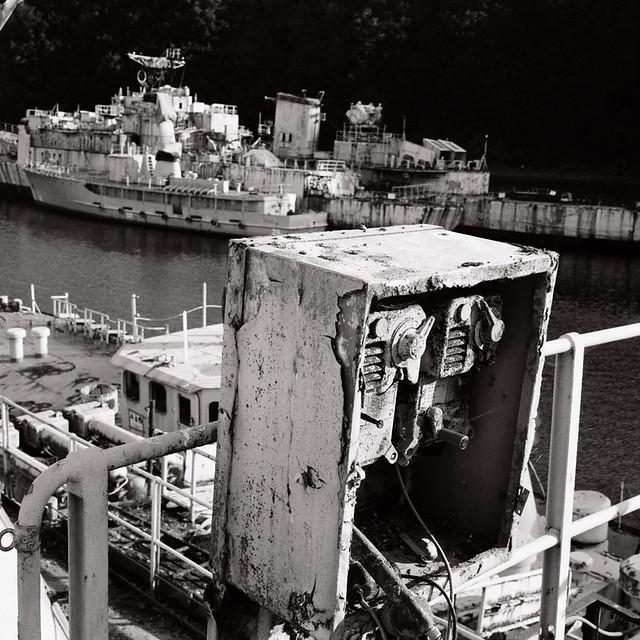 Cimetière des bateaux 1