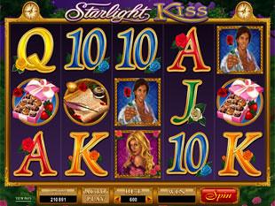 Starlight Kiss Slot Machine