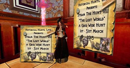 Steampunk Hunt by Kara 2
