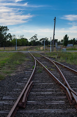 Nyora Railway Crossing