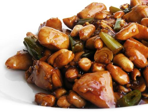 Recept voor Kip Kung Pao
