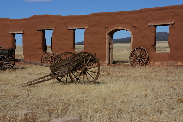 Fort Union ~ Sante Fe Trail