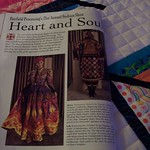 Heart and Soul -Project quilting 4:5
