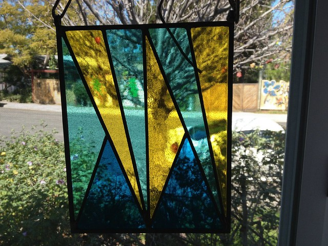 David Scheid Stained Glass from Dream Collective