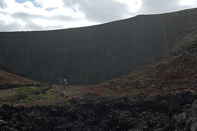 Trekking Lanzarote - Montaña Blanca