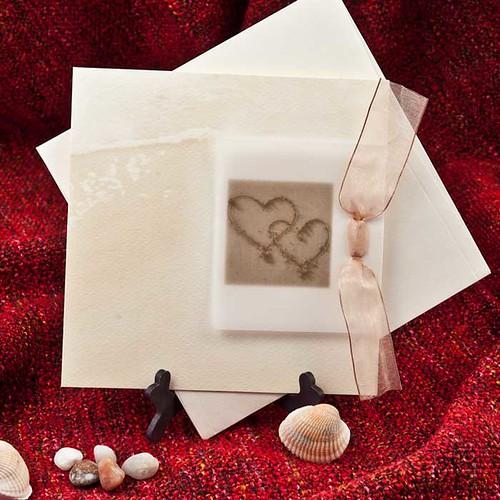 invitatii nunta cu motive marine by InvitatiiNunta