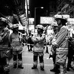 5 Firefighters in MongKok