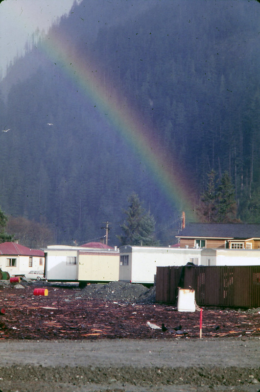 1971 Tahsis Other end of the Rainbow