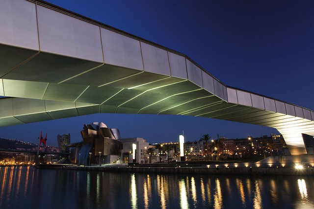 Arquitectura Bilbao ria