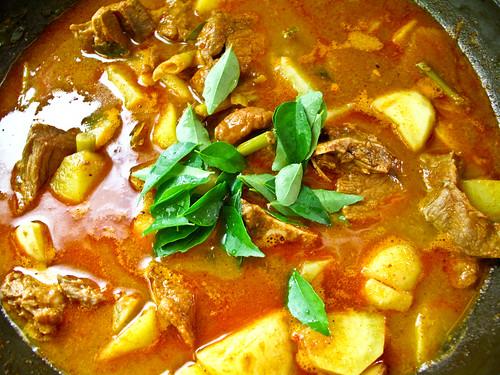 IMG_0672 软骨咖哩,pork curry